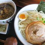 和風らーめん 凪 - <参考>つけ麺醤油(大盛)