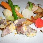 1141669 - 淡路のお野菜盛り沢山の前菜