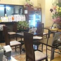Dining 花 - 花のテーブル席