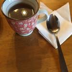 ミール珈屋凪 - コンソメスープさえ薄い、湯じゃないのと