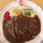 レストラン マルフク - カツカレー   890円なり