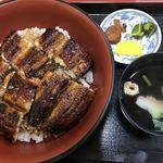 うなぎ 松廼屋 - 料理写真:上うな丼