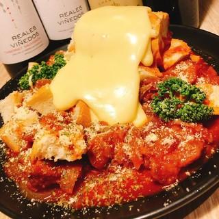 【インスタ映え♪】話題のパネチキン♪お肉とチーズの融合