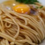 The Noodles & Saloon Kiriya - 和え玉・かまたま(250円)