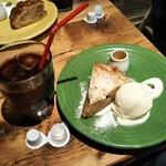 114110383 - クラシックラムレーズン,アイスコーヒー