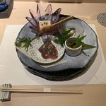 穴子印 江坂海鮮天ぷら おーうえすと -