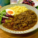 沖縄黒糖カレーの店 あじとや - *Beef sinew curry(¥700)