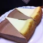 サン・デ・ムーン - チーズケーキ