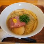 114121026 - 柚子塩らぁ麺 800円