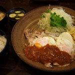 洋食Iwanaga  - ポークエッグ定食