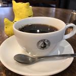 ABC - ホットコーヒー  単品注文だと330円(税込)