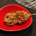 串揚げ ゲアシーク - 鴨肉ナッツ揚げ