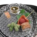 六盛 - 前菜