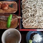 手打ちそば 蕎山 - 料理写真: