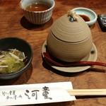 旬の食菜 呑み食い処 河童 - 料理写真: