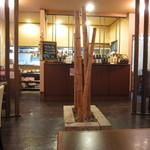 11414357 - 清潔感の在る、店内。