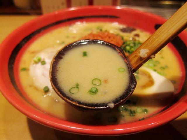 えびそば一幻 総本店 - えびしお そのまま スープ