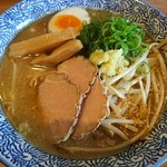 麺屋 169 - The札幌味噌らーめん(800円)