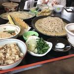 むつみ庵 - 料理写真:おすすめせっと【1,500円】