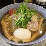 114145222 - 【(限定) 冷やしらぁ麺 金涼夏】¥880
