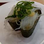 Kappazushi - 白魚軍艦(100円税別)