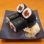 玄海鮨 - ツンデレ巻  こと サビ入りカンピョウ巻