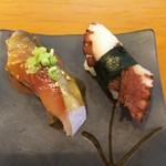 玄海鮨 - 更に追加  サバ  タコ❤️