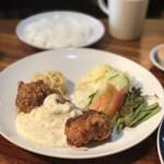 珈琲の夢屋 - 料理写真:チキン南蛮
