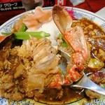 中華料理 八戒 - 身もギッシリの渡り蟹