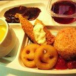 洋食屋キッチンKAZU - お子様ランチ