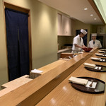 日本料理 太月 - 内観写真:店内