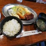 洋食屋 New 狸 - たぬき定食