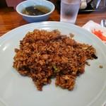 洋食屋 New 狸 - やきめし(スープ付)
