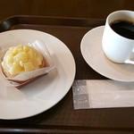 ラゴア カフェ - 料理写真: