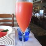 114159971 - ブラッドオレンジのミモザ