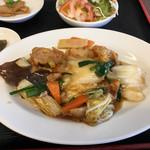 阿佐 - 野菜たっぷり