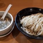 麺堂 稲葉 - がっつり魚介つけめん大盛り900円