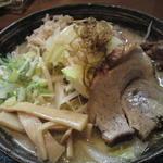 さんげつ - 細麺 830円
