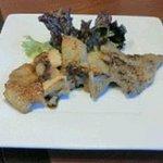 だいきちカレー - オリジナルのYAKITORI やわらかい鶏肉です。
