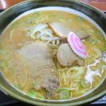 丸忠 - ラーメン 500円