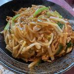 中国料理 王王楼 - 【肉かた焼きそば…780円】♫2019/8