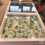 ツキノニジ - お花のテーブル