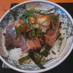114173321 - 限定!!カツオのタタキ丼