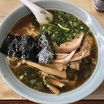 味の大西 - 料理写真:ラーメン 650円