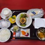 久田旅館 - 料理写真: