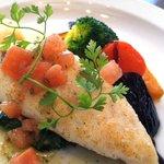 桜ヶ池クアガーデン - 今月のランチ 選べるメインディッシュ 魚