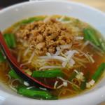 台湾料理 百味鮮 - 台湾ラーメン