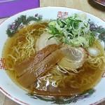 だるま - ラーメン 600円