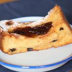 パンのかおり - 料理写真:ぷーさんのおやつ