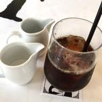 TOOTH TOOTH maison15th - アイスコーヒー